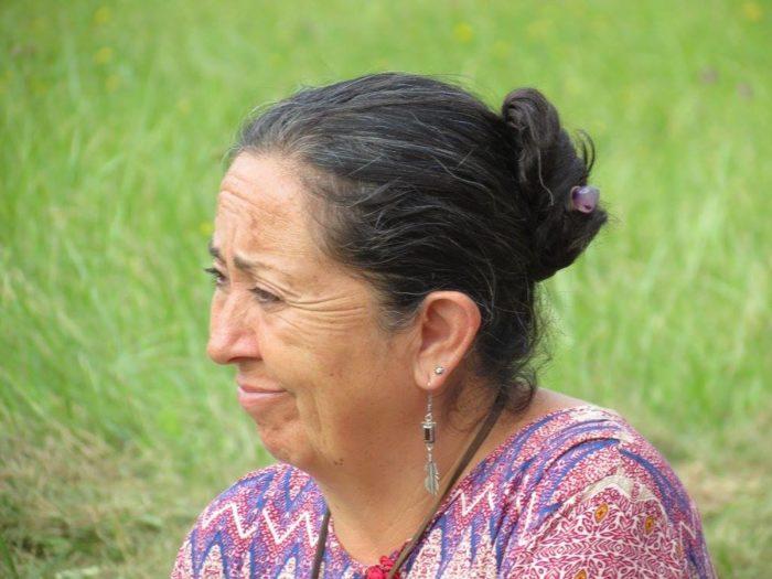 Carola Esparza, Chili