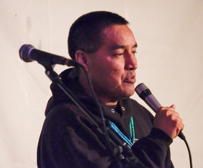 Ruben Saufkie, Hopi, USA