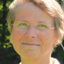 """Marja de Vries, auteur """"Samenlevingen in balans"""", Nederland"""