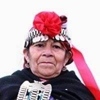 Rosa Huenufil, Mapuchi grootmoeder