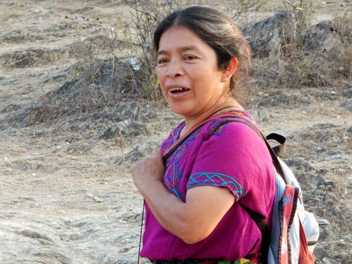 Grandmother Poxita, Maya, Guatamala