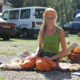 Hilde Goris, Wereldzand, Belgie