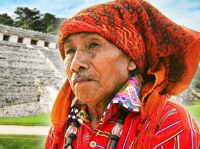 Maya Elder Wakatel Utiw, Wandering Wolf, Don Alejandro Cirilo Perez Oxlaj