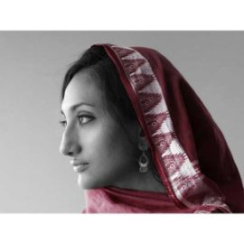 Krupa Jhaveri, Auroville, born USA