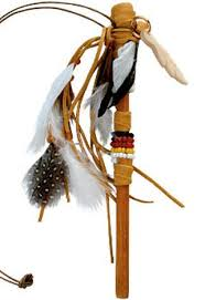Making and using a talking stick